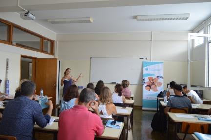 2º dia de formação de professores, setembro2017