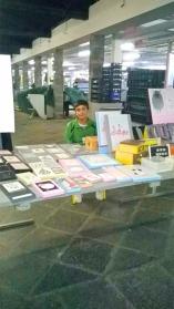 Feira Empreendedora, Mercado da Graça, EBI Roberto Ivens